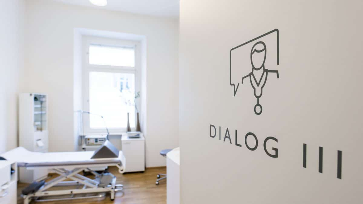 Check-Up Dialog - Praxis Dr. König und Kollegen